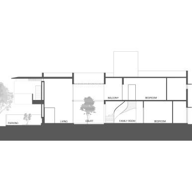 B1-Cadence Architects-Bengaluru-Section
