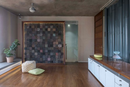 Collage House, Navi Mumbai - SPS-Architects-