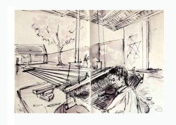 Travel Sketches by Nipun Prabhakar