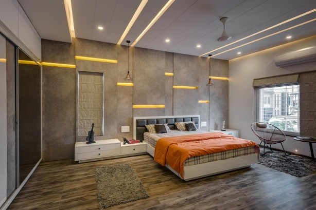 Mahesh Pawde Residence - 4th Axis Design Studio