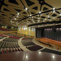 Auditorium at BITS Pilani, RMM Designs