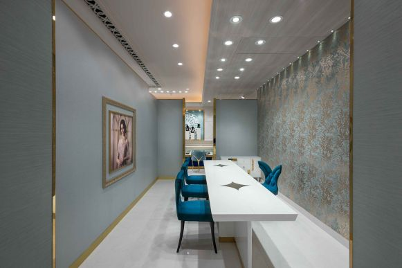 HSJ, a Jewellery Showroom at Lucknow by Ravish Mehra and Deepak Kalra