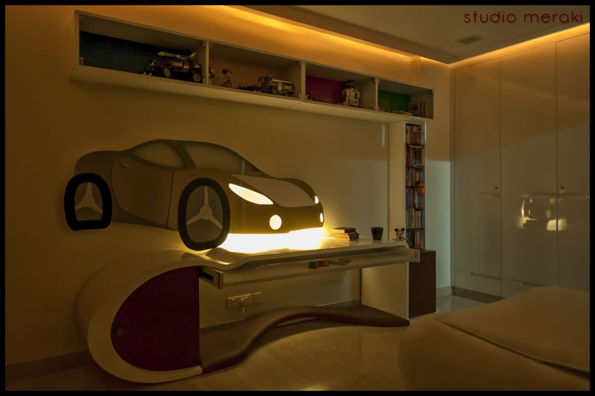 Kids Bedroom - Studio Meraki