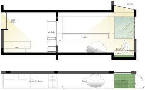 Priyanka Shekhar Apartment at Bangalore by Five elements Architects