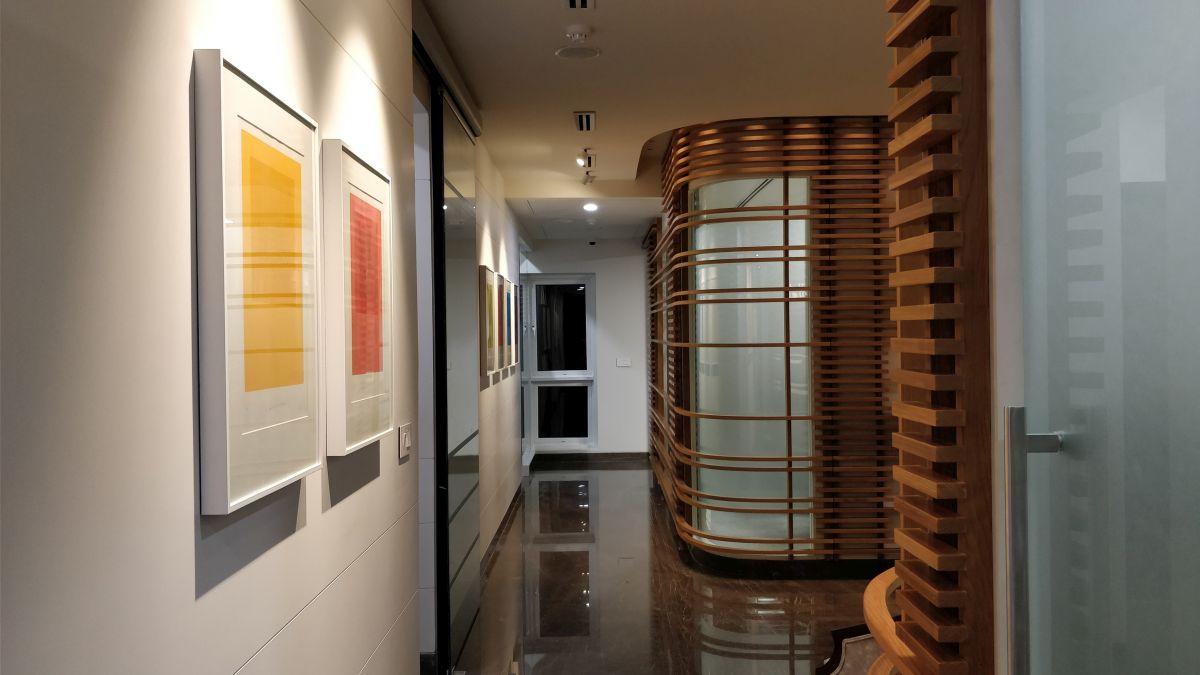 Interior Design: Panalfa Automotives - Head Office at New Delhi by Forum Architecture 13