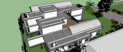 image019-Bathal Residence-Ranjeet Mukherjee- The Vrindavan Project