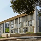 HPCC+CCCR at Pune by Madhav Joshi and Associates