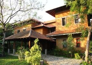 Casa Rojo at Chennai by Benny Kuriakose