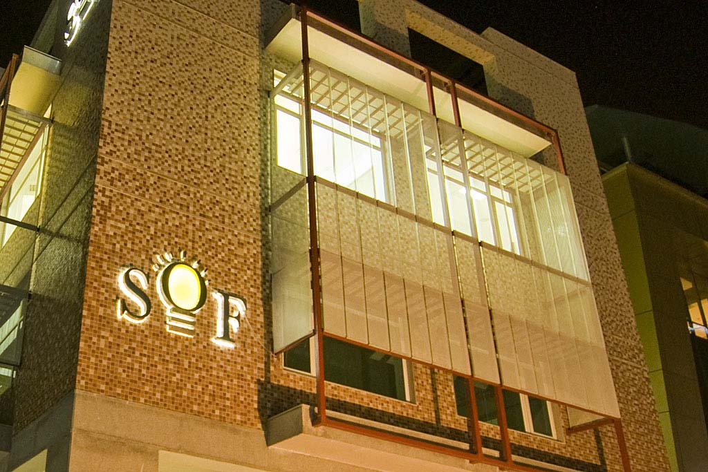 Science of Olympiad foundation at Gurgaon Space Design Consultants