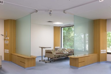 PSRI Multi-specialty hospital at New Delhi by Creative Designer Architects
