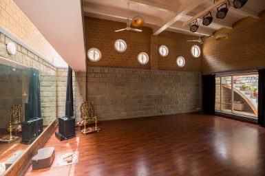 Swastika Dance Studio at Bangalore by Biome Environmental Solutions