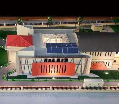 Bangladesh Bhavan at Visva Bharati, Santiniketan by Ankit Bansal Design Studio