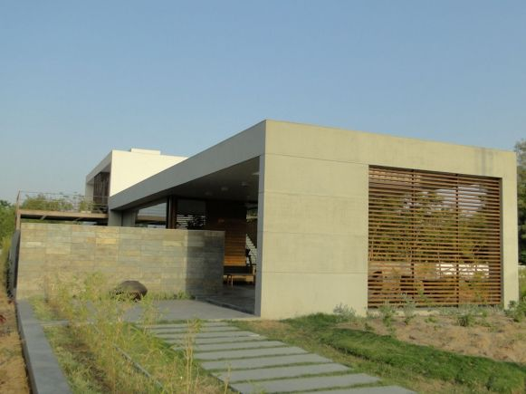 Serendeep Clubhouse at Ahmadabad by Modo Designs