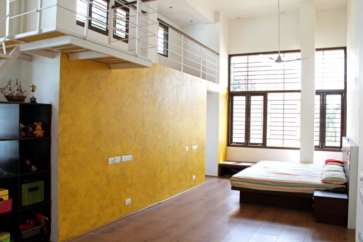 Anand Residence at Chennai by Murali Architects