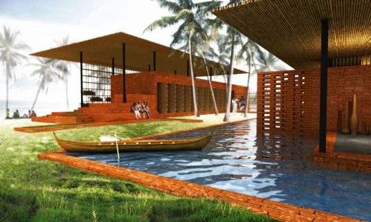 Studio-UnAG-Barefoot School of Crafts Goa