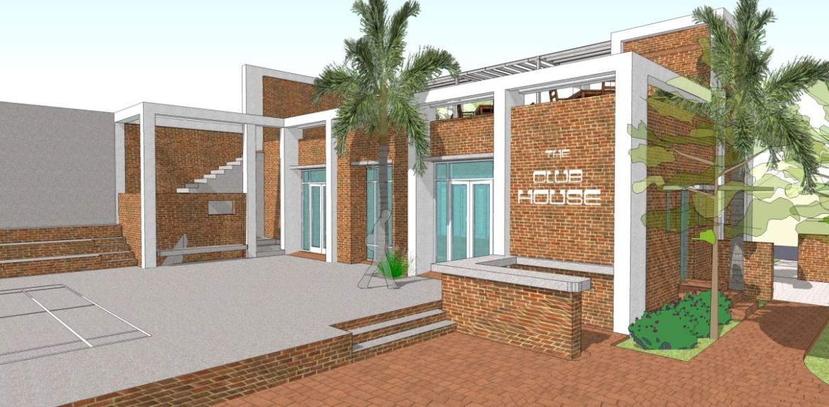 JAI Club House - View 2