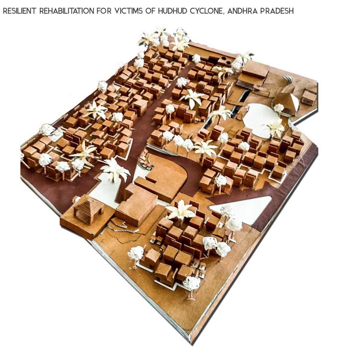B.Arch Thesis: RESILIENT REHABILITATION FOR VICTIMS OF HUDHUD CYCLONE, ANDHRA PRADESH, by Sanand Telang 23