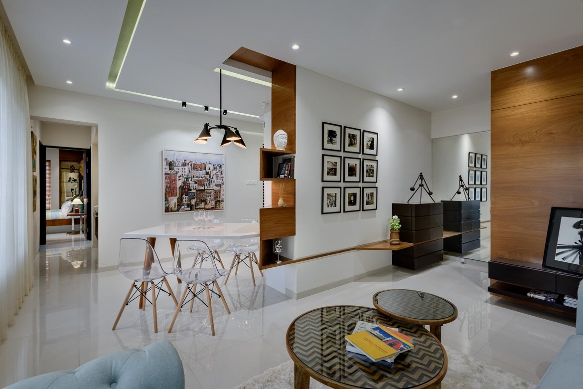 Interior Design Of A Residence At Pune By Mind