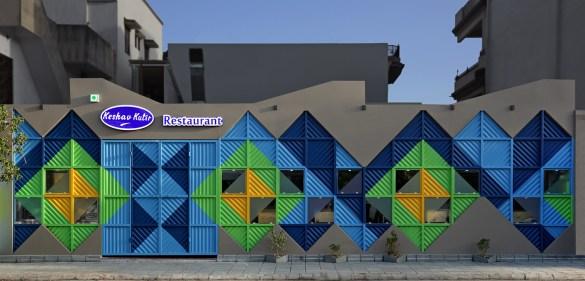 Keshav Kutir Restaurant - Manoj Patel Design Studio-1