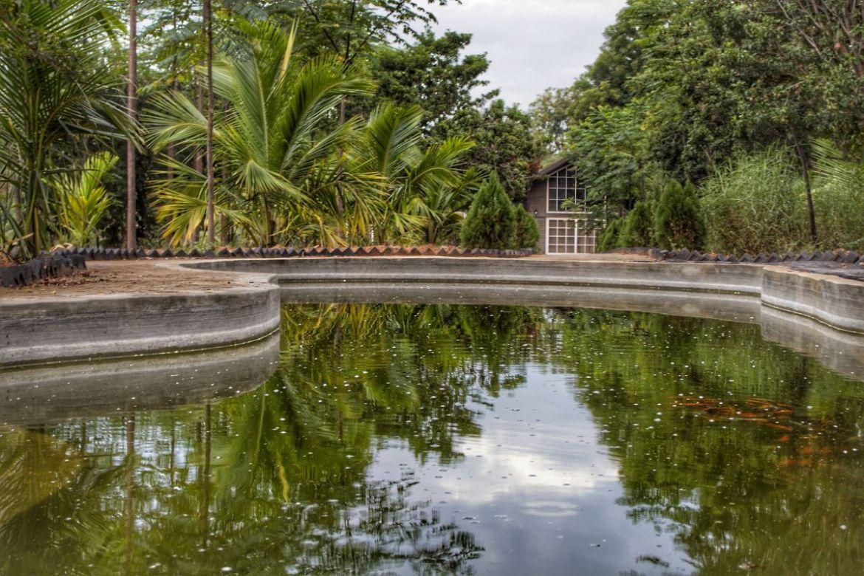 The Barn House at Tumkur, Karnataka, by Saraff & Sharalaya Design House 7