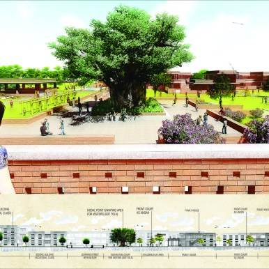 05section 2B.Arch Thesis - Street Children Rehabilitation Centre - Md Shahbuddin