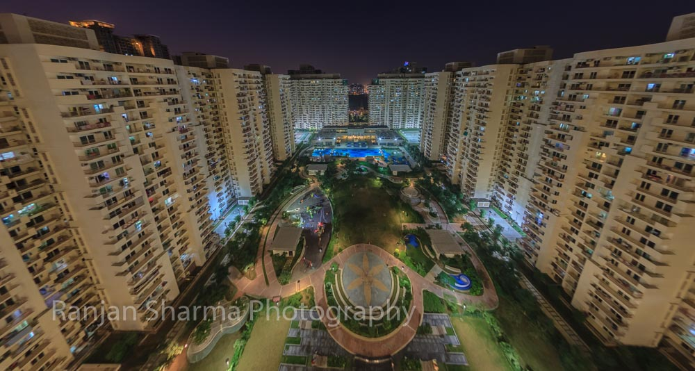 Mahagun Moderne at NOIDA, by GPMA 7