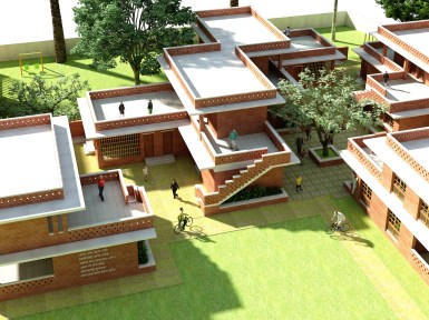 19B.Arch Thesis - Street Children Rehabilitation Centre - Md Shahbuddin