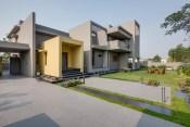 Maliwal Residence - 4th Axis Design Studio