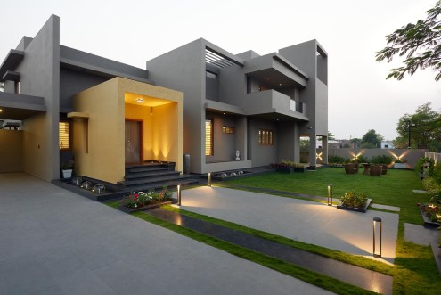 Maliwal Residence - 4th axis design studio