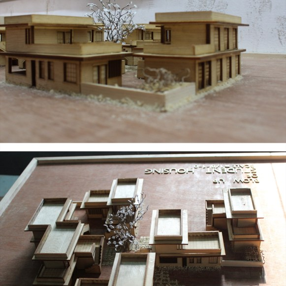 MODEL 01 (1)B.Arch Thesis - Street Children Rehabilitation Centre - Md Shahbuddin