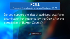 Poll - Council of Architecture