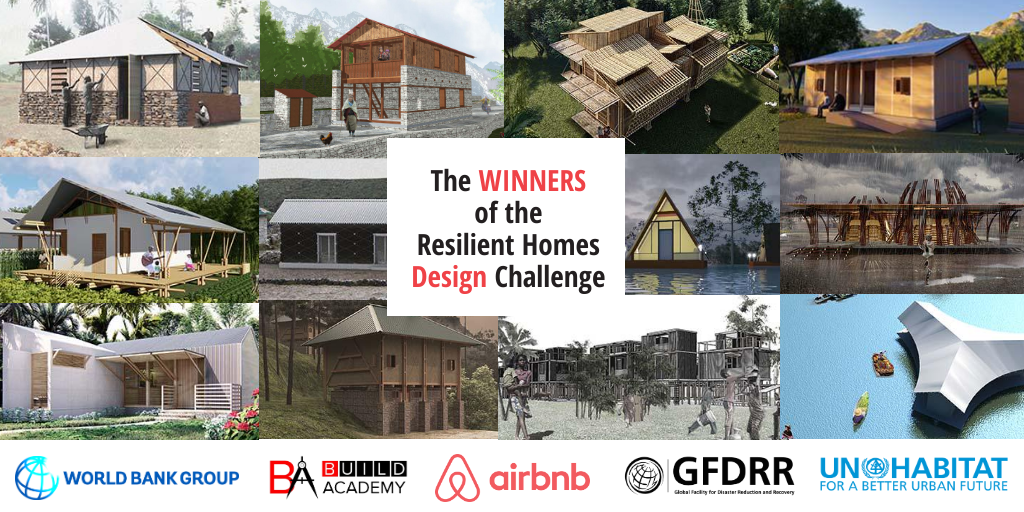 Winners of 'Resilient Homes Design Challenge' announced 1