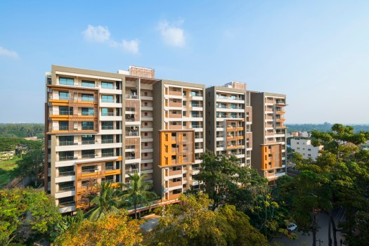 ITC Mudfort, bengaluru, CnT Architects
