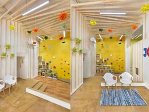 SDM Architects - Play school project at Mumbai