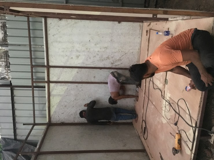 Urban Nomads- Housing for on-site migrant construction workers at Thane by Aniket Risbud 18