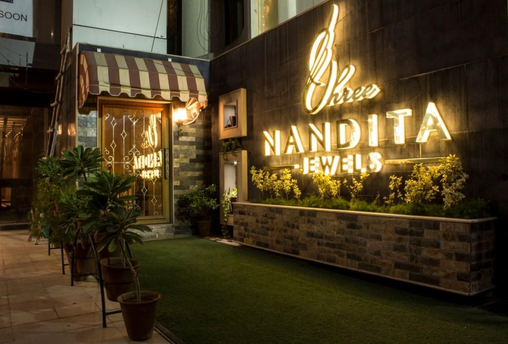 Shree Nandita Jewels, Jaipur, by SSS Design Studio 1