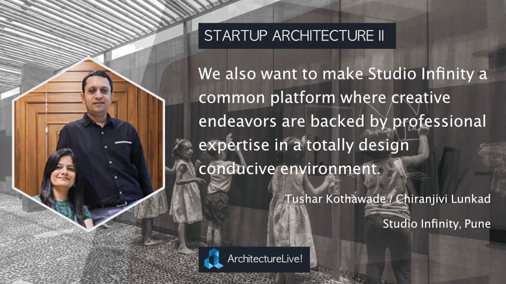 Studio Infinity - Startup Architecture