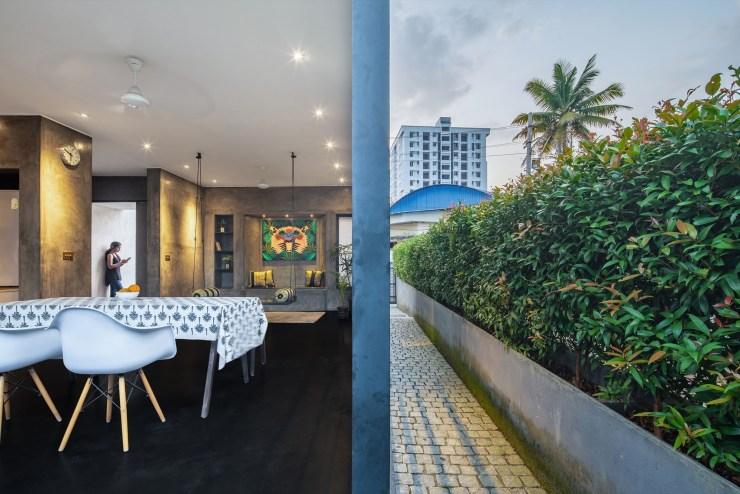 Maison Kochi, at Cohin, Kerala, by Meister Varma Architects 45