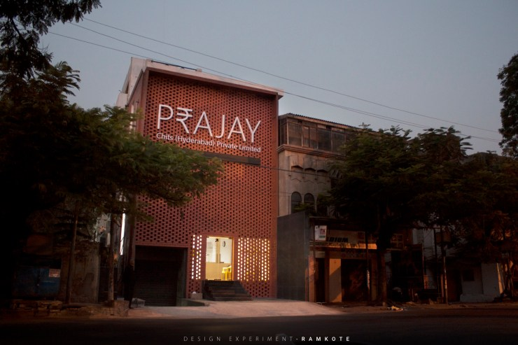 Renovation for Prajay Chit Fund Office, at Hyderabad, by Design Experiment 2