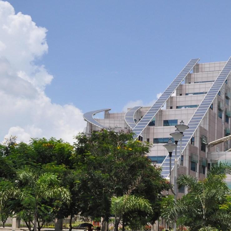 COAL India Limited, Kolkata, by Raj Rewal Associates 8