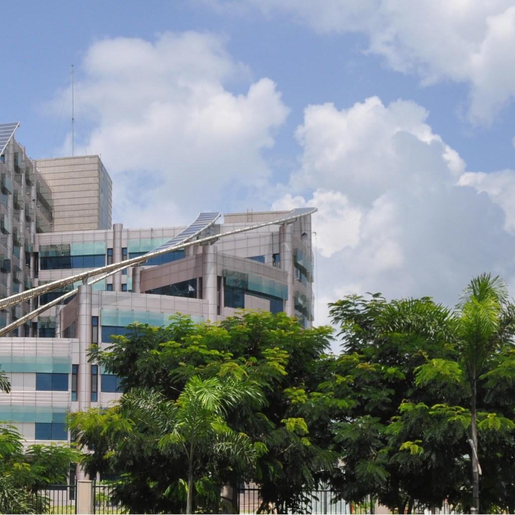 COAL India Limited, Kolkata, by Raj Rewal Associates 3