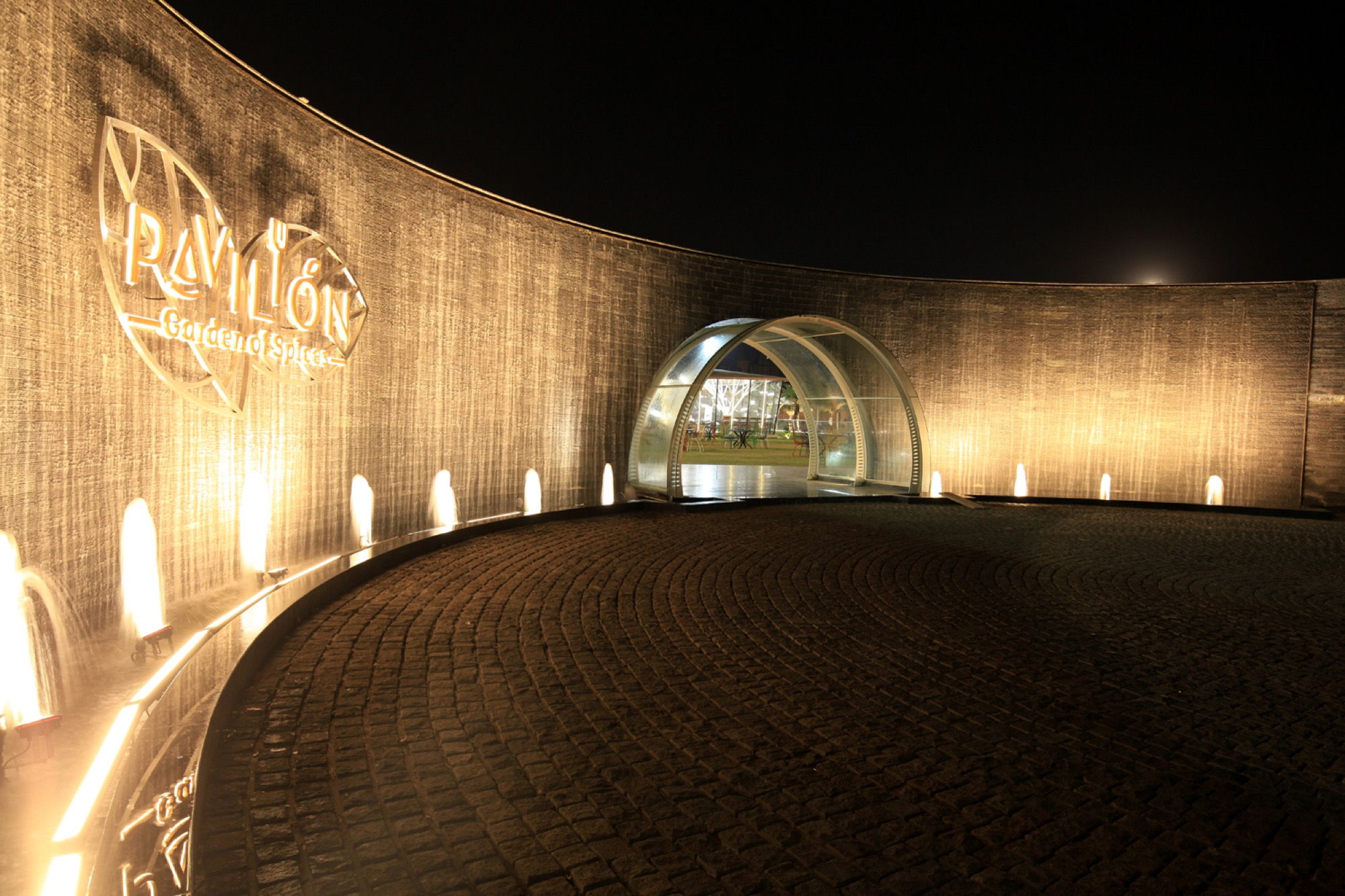 Pavilion- Garden of Spices, at Surat, Gujarat - Van Sthapati Associates 1