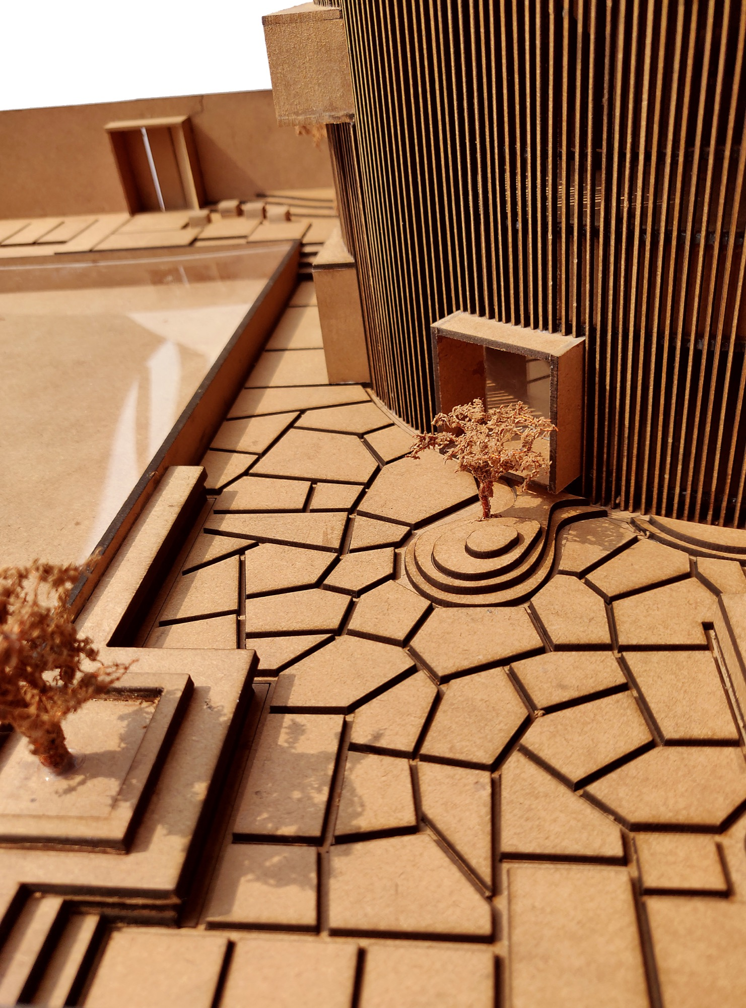 The House of Sweeping Shadows, Bansberia, West Bengal - Abin Design Studio 39
