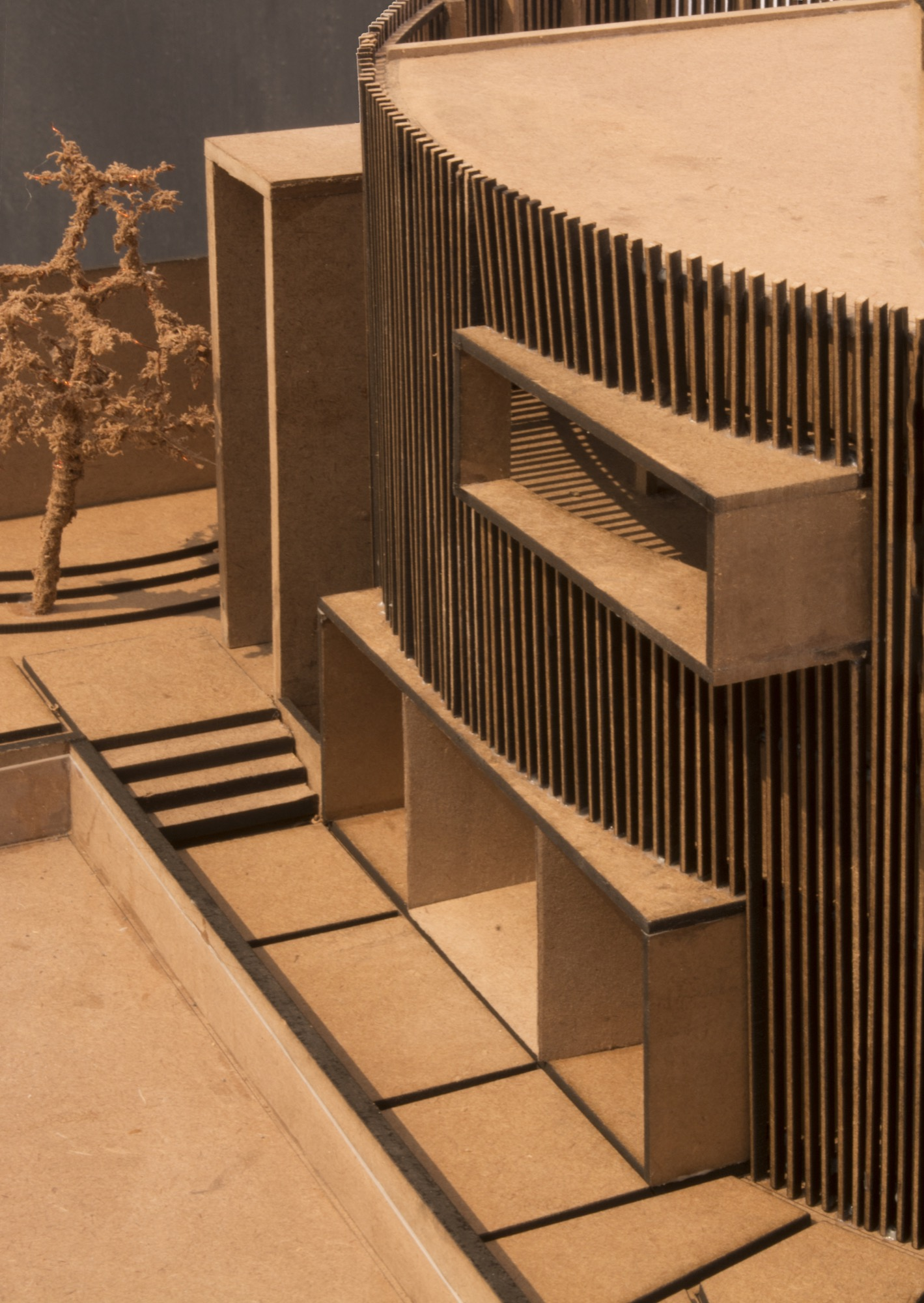 The House of Sweeping Shadows, Bansberia, West Bengal - Abin Design Studio 41