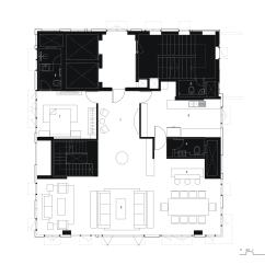 Duplex Lower Floor Plan