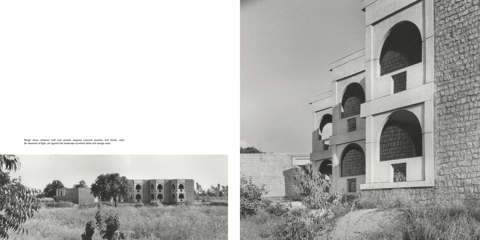 Book: Anant Raje Architect - Selected Works 1971-2009, Introduction by Gautam Bhatia 7