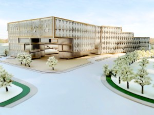 B.Arch Thesis: National Museum of Architecture, Delhi