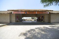 Akshar Center for the Hearing Impaired children, Vadodara by Karan Grover & Associates