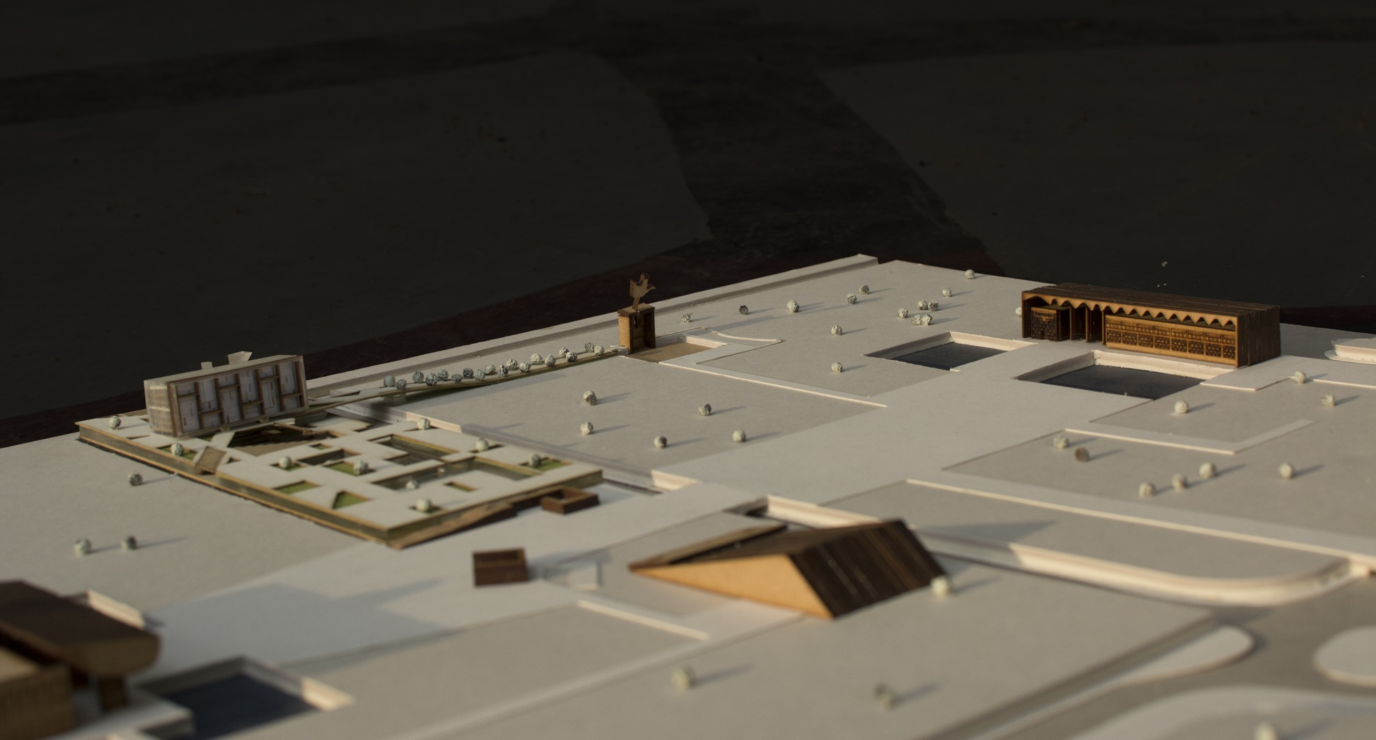 B.Arch Thesis: Museum of Knowledge, Chandigarh, by Nikhil Pawar 4