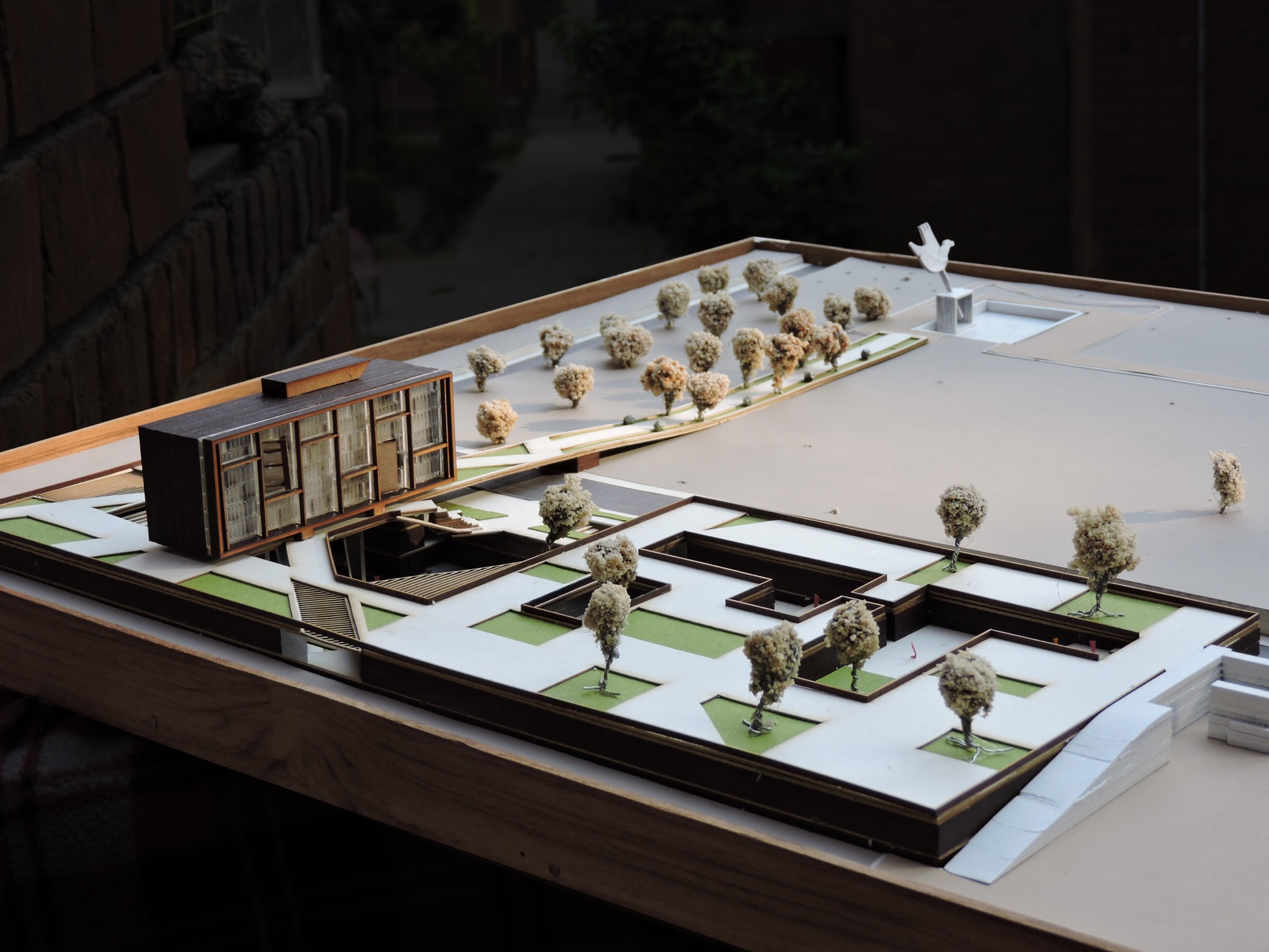 B.Arch Thesis: Museum of Knowledge, Chandigarh, by Nikhil Pawar 8